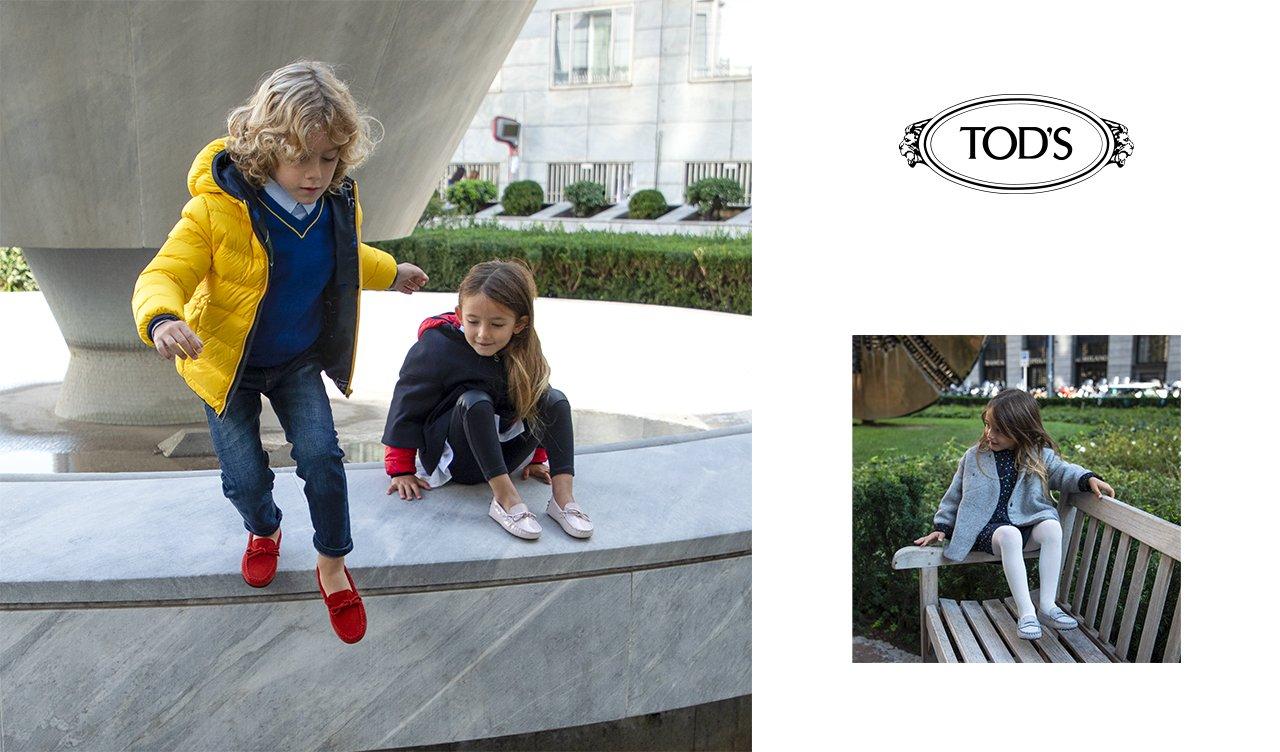 Immagine Tod's Campagna foto/video